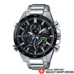 CASIO EDIFICE 腕時計 TIME TRAVELER EQB-501XDB-1AJF 国内