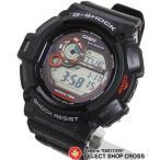 腕時計 G-SHOCK Gショック メンズ 人気 カシオMUDMAN マッドマン ソーラー G-9300-1DR 黒
