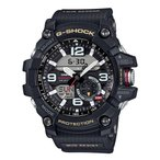 ショッピングGG CASIO カシオ G-SHOCK ジーショック メンズ アナデジ アナログ マッドマスター ミリタリーテイスト 腕時計 GG-1000-1A 海外モデル 黒×白