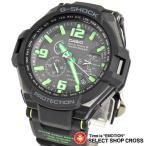 腕時計 G-SHOCK Gショック メンズ 人気 電波 ソーラー SKY COCKPIT GW-4000-1A3DR ブラック 黒/グリーン