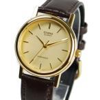 チプカシ 安い かわいい チープカシオ カシオ CASIO 腕時計 アナログ ベーシック メンズ MTP-1095Q-9A ゴールド ブラウン おしゃれ ポイント消化