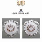スワンク SWANK ロイヤルコペンハーゲン ROYAL COPENHAGEN カフス069 RCC069 ポイント消化