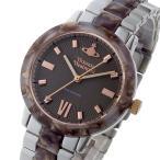 ショッピングヴィヴィアン ヴィヴィアン ウエストウッド Vivienne Westwood マーブルアーチ レディース 腕時計 VV165BRSL ブラウン おしゃれ