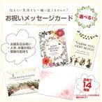 ≪※商品とともにご注文ください≫お祝いメッセージカード バースデーカード 誕生日カード