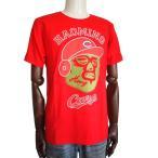 HAOMING ハオミン 半袖Tシャツ 広島カープ コラボTシャツ 限定商品