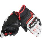 DAINESE(ダイネーゼ) Carbon D1 Short Lady Gloves レッド  バイク用グローブ