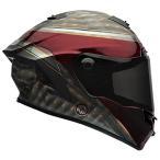Bell(ベル) Star  RSD Blast   フルフェイスヘルメット レッドブラック