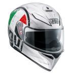Agv K-3 Sv Scudetto Plk  フルフェイスヘルメット  グレー