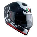 Agv  K-5 S Darkstorm    フルフェイスヘルメット  ブラックレッド