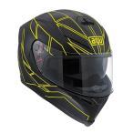 Agv   K-5 Multi Hero  フルフェイスヘルメット ブラックイエロー