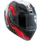 Agv   Gt Veloce Izoard  フルフェイスヘルメット ブラックレッド