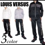 LOUIS VERSUS ルイバーサス セットアップ ジャージ 上下セット ルームウェア トレーニングウェア