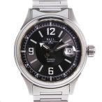 BALLWATCH ボールウォッチ ストークマン レーサー NM2088C-SJ-BKWH 腕時計 ステンレススチール シルバー 自動巻き メンズ 黒文字盤 中古  B+ランク