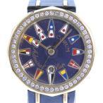 CORUM コルム アドミラルズカップ ダイヤベゼル 39.812.33 V-52 腕時計 K18イ...