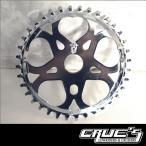 値下げしました! チェーンリング オープンハート クローム 36T コンポーネント スプロケ クランク スプロケット カスタム BMX MTB 自転車 パーツ 部品 改造