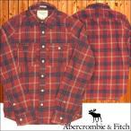 アバクロ ネルシャツ メンズ Abercrombie&Fitch