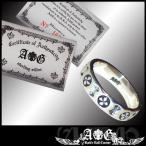 【セール】 A&G エーアンドジー メンズ シルバー リング 指輪 Sterling Silber 925 LA発 海外セレブ 多数着用 プレミアム ブランド ハリウッド セレブ