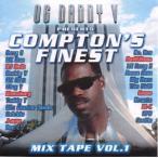 ショッピングDaddy Daddy V ダディーV CD Compton's Finest Gラップ G-RAP RAP レア盤 HIPHOP ヒップホップ 西海岸 ロングビーチ ウェッサイ Snoop Dogg スヌープ ドッグ