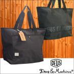 Deus ex Machina デウス エクスマキナ メンズ レディース 兼用 トートバッグ RICO TOTE BAG ブラック 鞄 デウスエクスマキナ アメカジ スタイル
