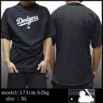 US直輸入 LEE sport LA Dodgers ラグラン Tシャツ ロサンゼルス ドジャース ブラック MLB メジャーリーグ グッズ HIPHOP ファッション ヒップホップ ウェッサイ