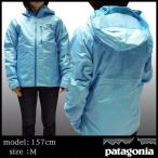【40%OFF】 セール Patagonia パタゴニア W's ナノ・ストーム ジャケット レディース #84235 SKY Nano Storm Jacket 登山 ウェア H2No 防水 スキー