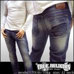 トゥルーレリジョン TRUE RELIGION メンズ スキニー スリム ローライズ デニム スキニーパンツ ROCCO INDIGO 1971 ADEM MED プレミアム ジーンズ LA