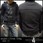 THE SAINTS SINPHONY セインツシンフォニー メンズ ジャケット ESTRANGED ジップ パーカー セイントシンフォニー フーディー LAセレブ