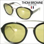 【即納】 【セレブ・芸能人愛用】トムブラウン THOM BROWNE メガネ サングラス TB-504-A-BLK-GLD-54 メンズ レディース 正規品 装飾品