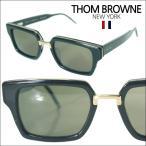 【即納】 【セレブ・芸能人愛用】 トムブラウン THOM BROWNE メガネ サングラス TB-703-A-T-BLK-GLD-48 メンズ レディース 正規品 装飾品