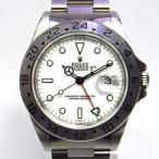 ロレックス エクスプローラー2 旧J 時計/メンズ/SALE/おすすめ シルバー ステンレススチール(SS) 16570 '97 ランクA