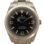 ロレックス エクスプローラー1 腕時計/メンズ ステンレススチール(SS) 214270 ランクA