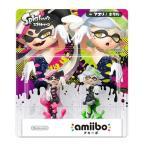 【即納★新品】Wii U  amiibo シオカラーズセット【アオリ/ホタル】(スプラトゥーンシリーズ)