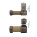 霧のような気泡を出すことができる、水草水槽用 CO2拡散器