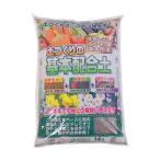 (代引き不可)あかぎ園芸 土づくりの基本配合土 14L 4袋