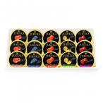 (代引き不可)金澤兼六製菓 詰め合せ 熟果ゼリーギフト 15個入 JK-15
