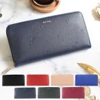ポールスミス 財布 レディース 長財布 ラウンドファスナー ジップ 札入れ スミシーハート PWU804 ギフト プレゼント