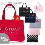 数量限定 ジルスチュアート JILL STUART キャンバストートバッグ エコ ロゴ JILL CAFE コットン エコミニバッグ ジルカフェ