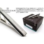 TATEOSSIAN タテオシアン シルバータイクリップ(フラット) (タイピン タイクリップ) ブランド