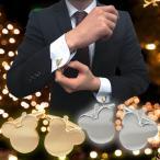 Yahoo! Yahoo!ショッピング(ヤフー ショッピング)カフス カフスボタン ミッキーマウス 全2色