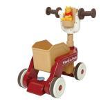乗用玩具 手押し車 おもちゃ ディズニー くまのプーさん おしゃべりウォーカーライダー  タカラトミー ラッピング無料