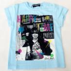 [セール商品50%OFF]CHUBBY GANG   フォトプリント半袖Tシャツ【合計10,800円(税込)以上お買い上げで送料無料】