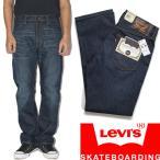 """リーバイススケート LEVI'S SKATE 504 Regular Straight Fit Jeans """"Soma"""" スケートボード スケボー デニム ジーンズ パンツ"""