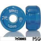 ボーンズ BONES Clear Blue Wheel 84B SPF P5 54/56/58/60mm スケートボード スケボー パーツ タイヤ ウィール