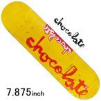 スケボーデッキ スケートボード 7.875 インチ チョコレート Chocolate OG Chnuk ジャスティン・エルドリッジ スケボー デッキ Justin Eldridge プロモデル