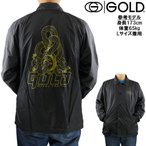 GOLD WHEELS ゴールド ウィール コーチ ジャケット ナイロン Gold Strker Jacket