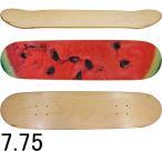 スケボー スケートボード デッキ MINI LOGO ブランク 7.75inch Watermelon