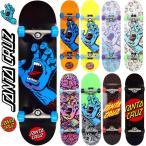 スケボー スケートボード コンプリート セット サンタクルーズ Santa Cruz 純正コンプリートSanta Complete 7.75 7.8 8.0 8.25スクリーミングハンド Screaming H
