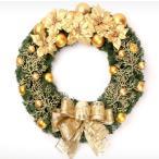 全品2枚で送料無料 christmasクリスマスリース玄関飾りボンボン ドア飾りリボン クリスマス飾り  おしゃれ 60cm  壁掛け 店舗用 法人用  装飾 3色 キレイ