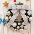 全品2枚で送料無料  christmasクリスマスリース玄関飾り/ドア飾り3色/クリスマス飾り/おしゃれ50cm  壁掛け 店舗用 法人用 /装飾 玄関や壁がおしゃれに