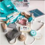 ままごとをする 男の子 女の子 誕生日プレゼント お医者さんごっこ 木製おもちゃ  知育玩具 ごっこ遊び 子供用